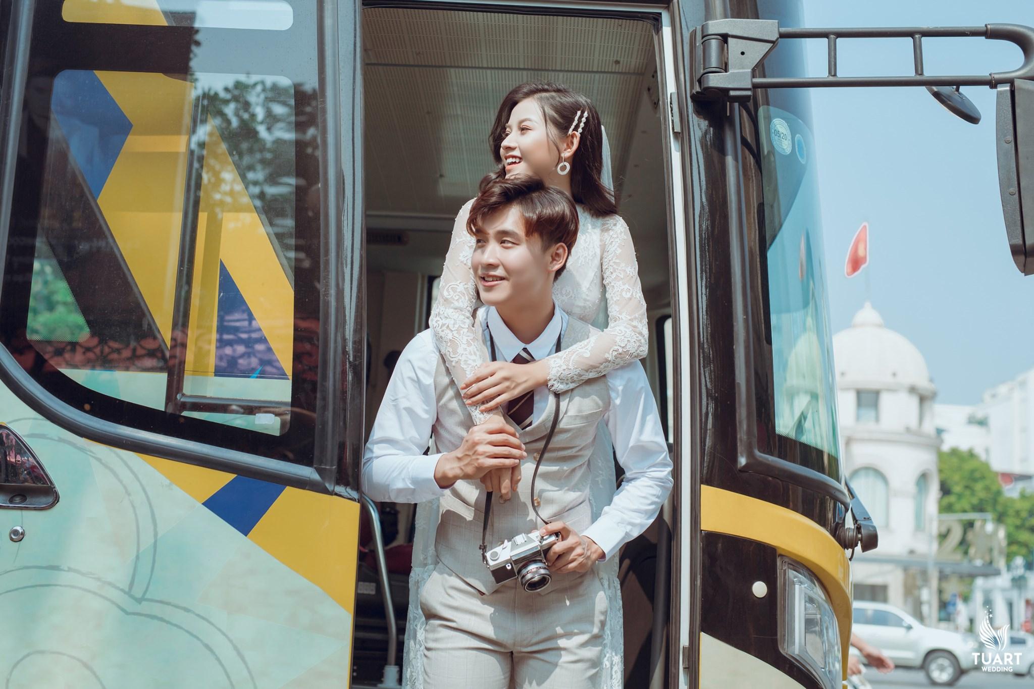 Album ảnh cưới đẹp Hà Nội 10