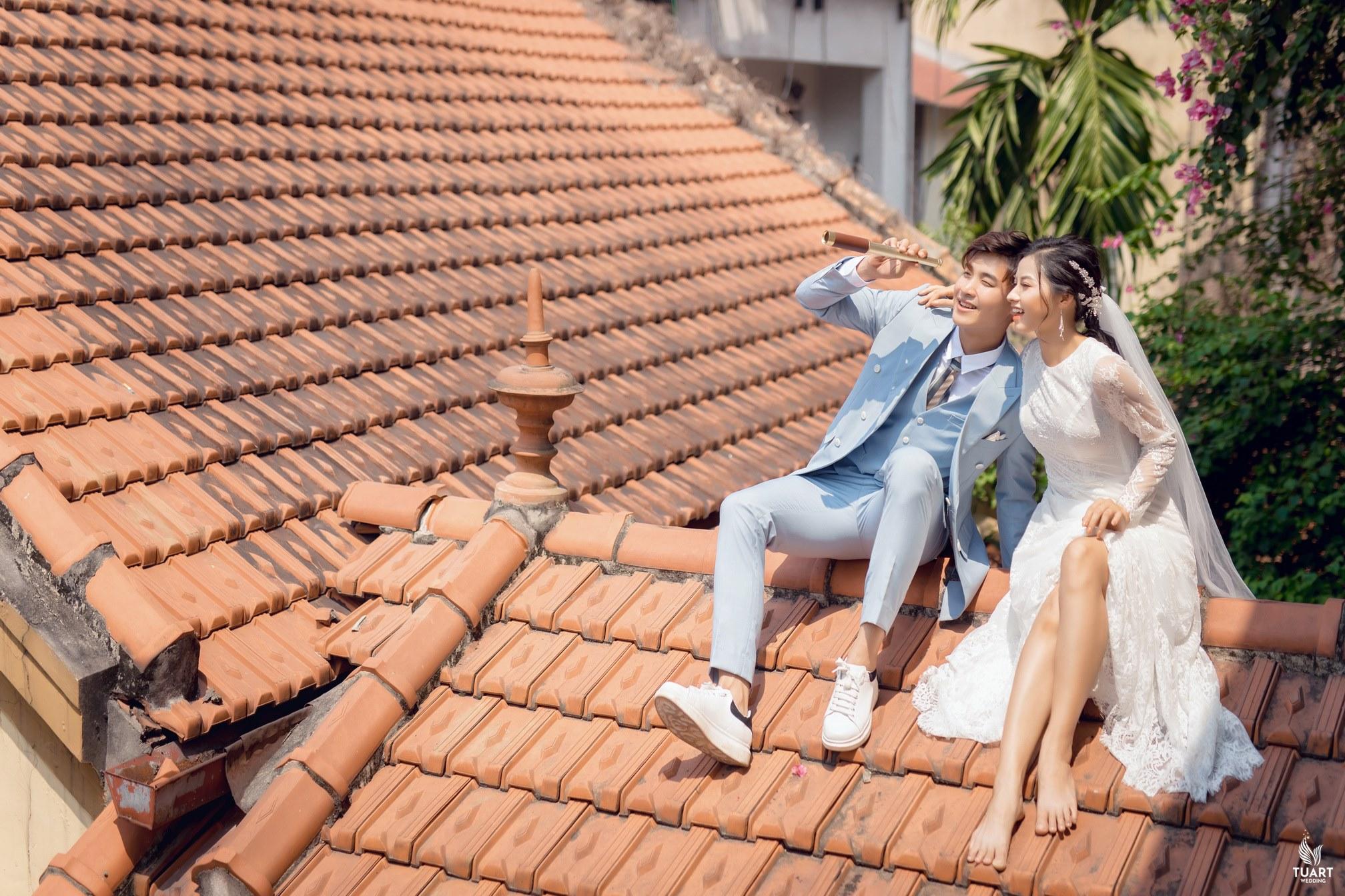 Album ảnh cưới đẹp Hà Nội 6