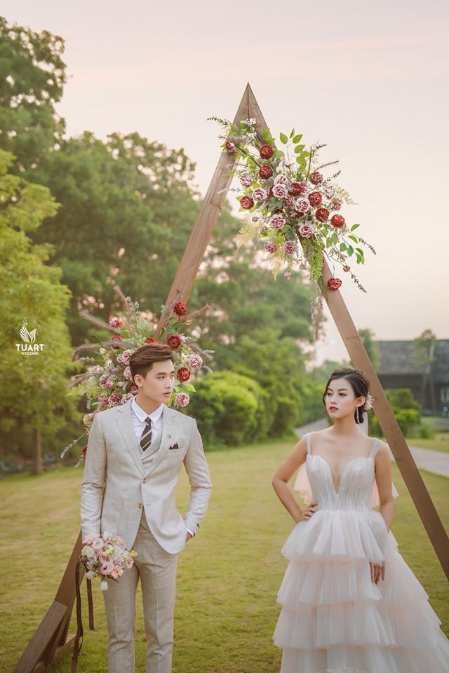 Album ảnh cưới đẹp Hà Nội 1