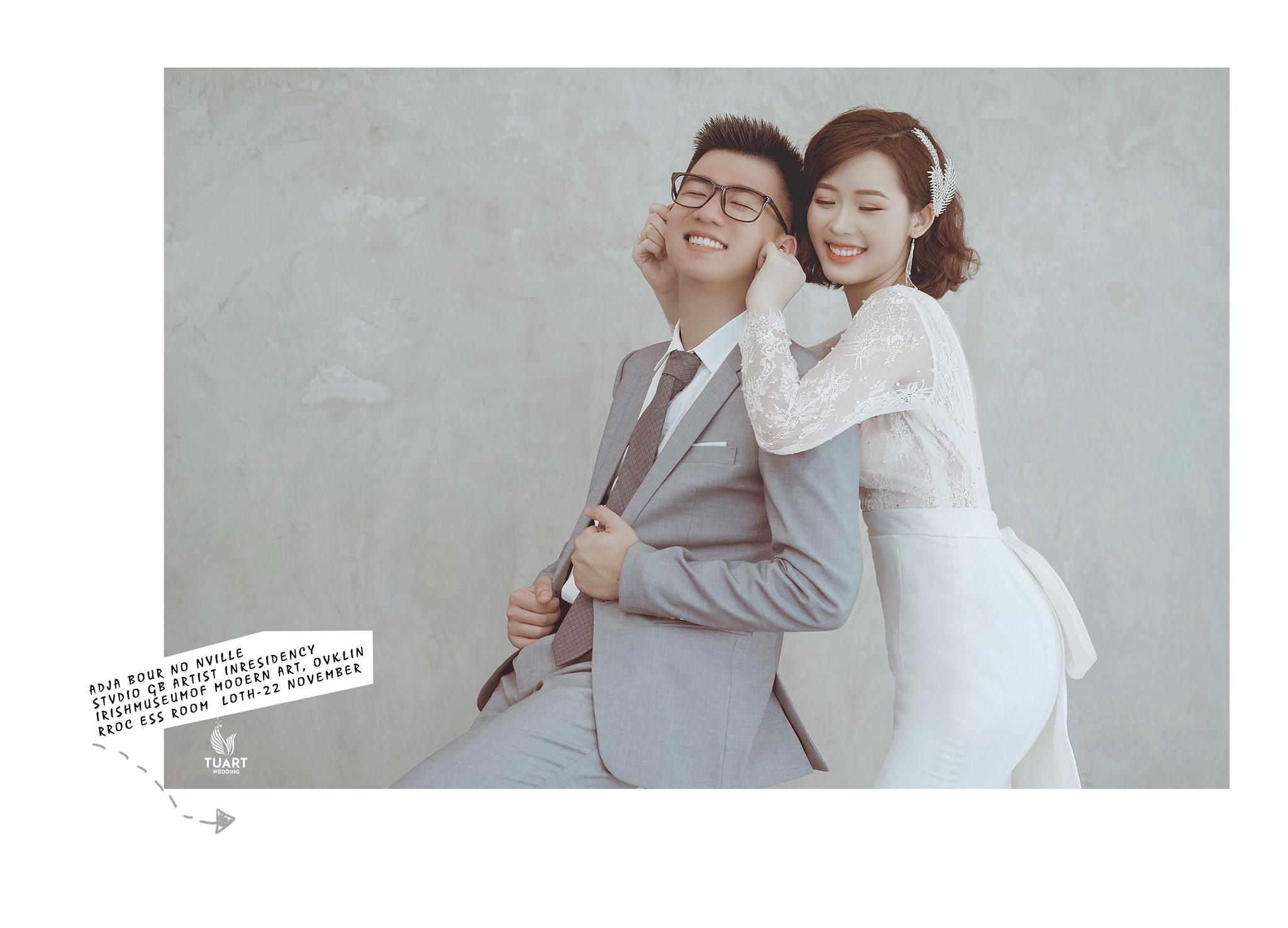 Album ảnh cưới Hàn Quốc tại Studio 4