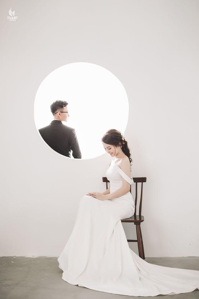 Album ảnh cưới Hàn Quốc tại Studio 23