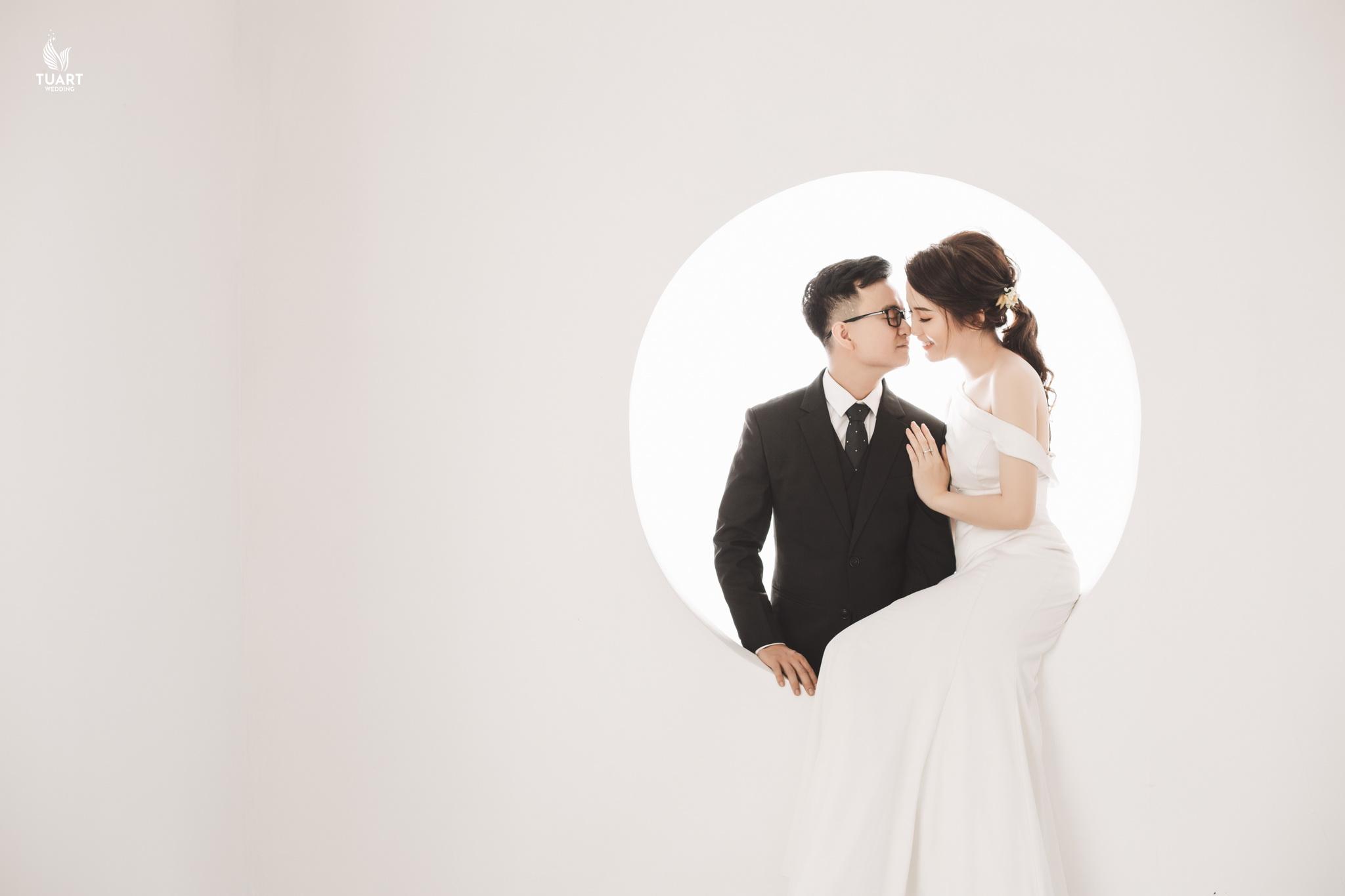 Album ảnh cưới Hàn Quốc tại Studio 3