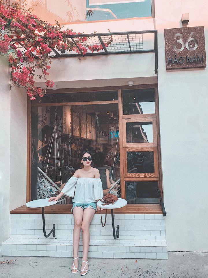 quán cafe đẹp hào nam