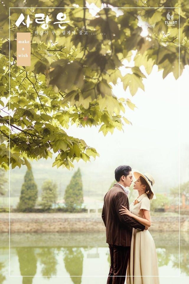 Album ảnh cưới đẹp Tam Đảo 12