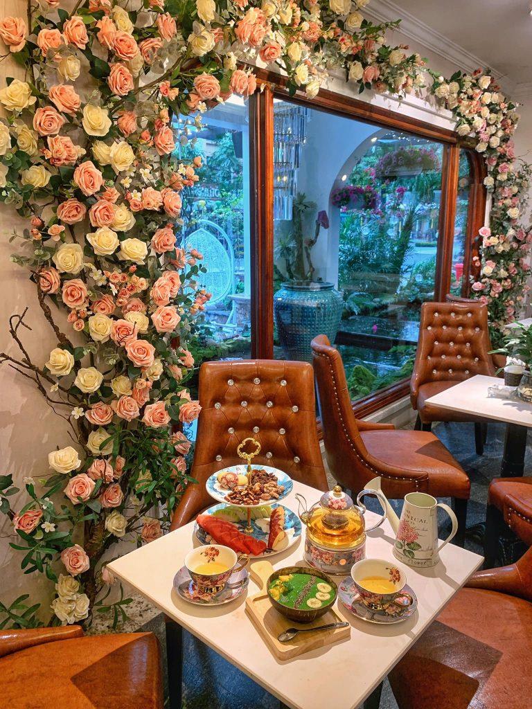 quán cà phê đẹp hưng yên
