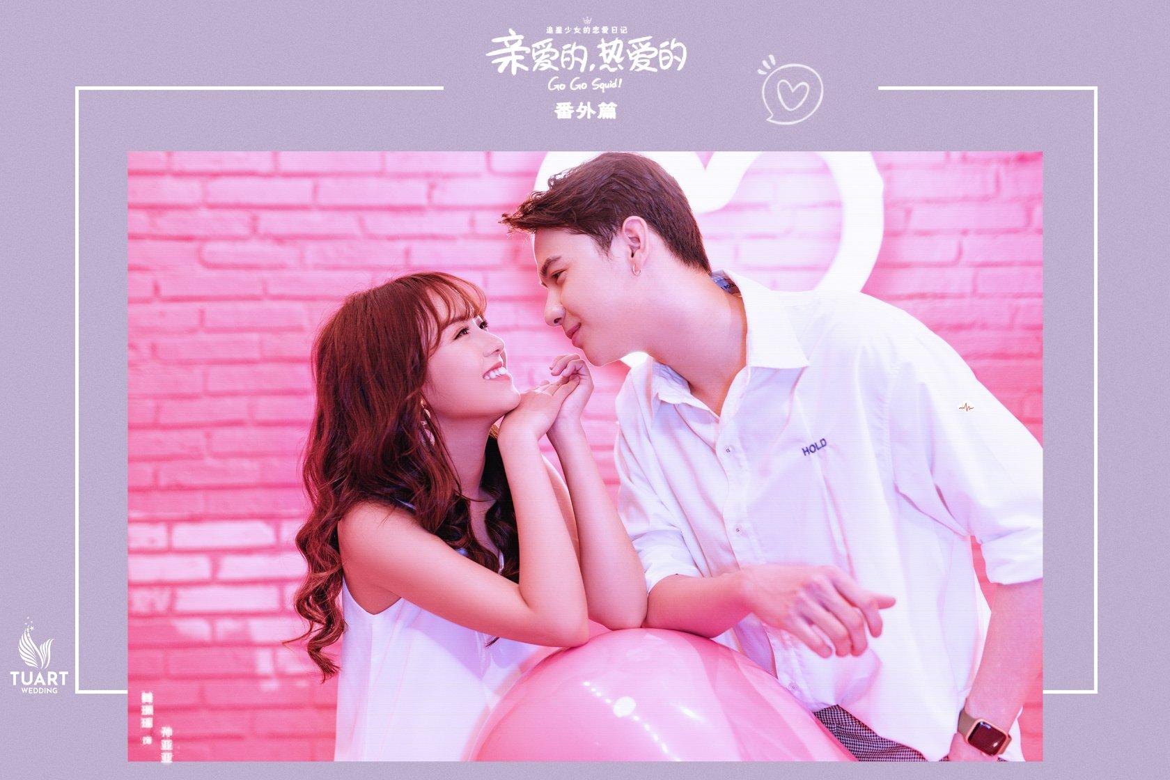 Album tại TuArt - Album chụp ảnh cưới đẹp phong cách Hàn Quốc 102