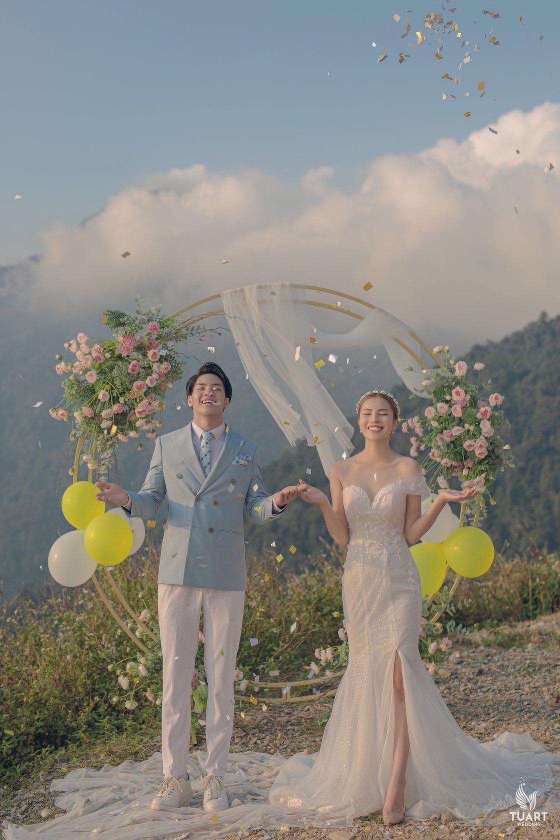 Album ảnh cưới đẹp Tam Đảo 2