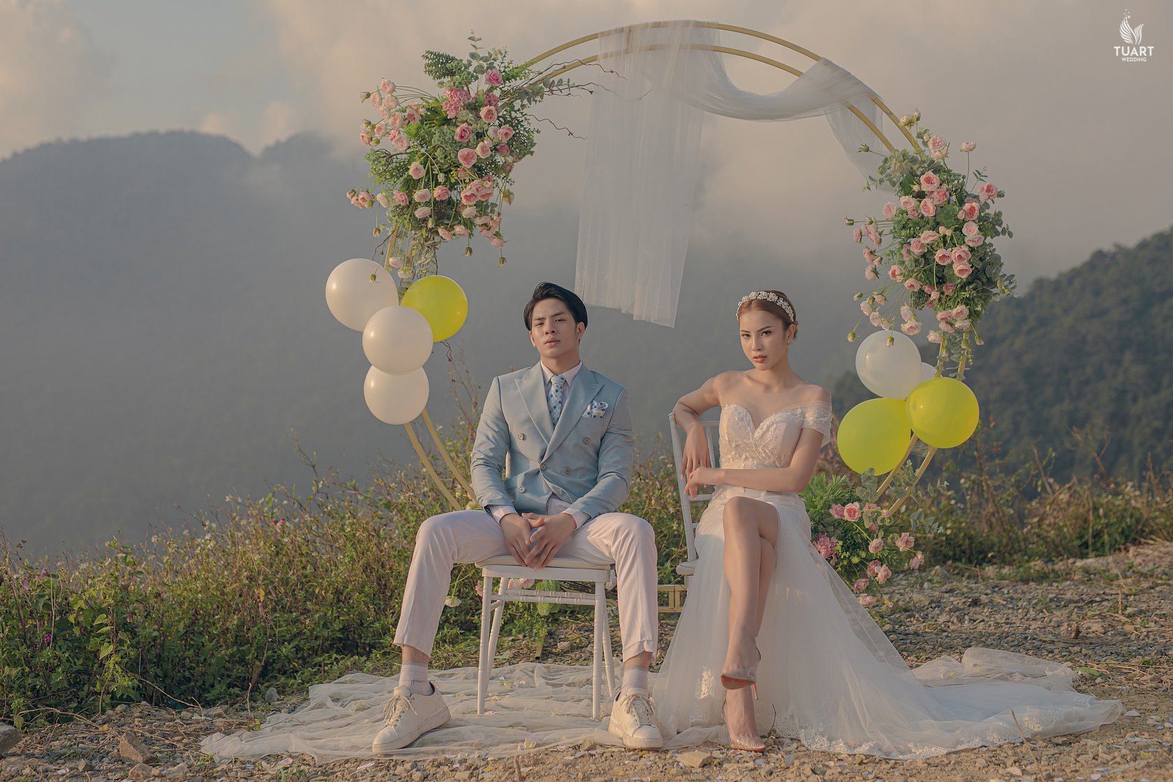 Album ảnh cưới đẹp Tam Đảo 3