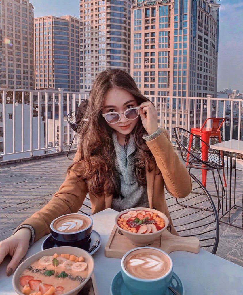 quán cafe ngon view đẹp