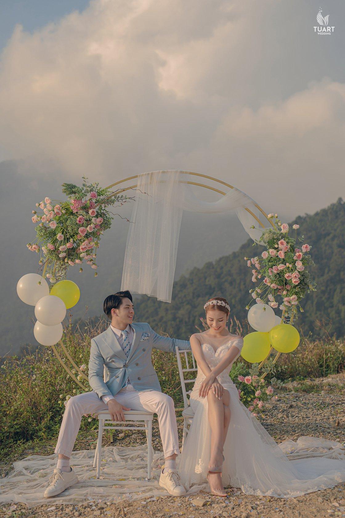 Album ảnh cưới đẹp Tam Đảo 6