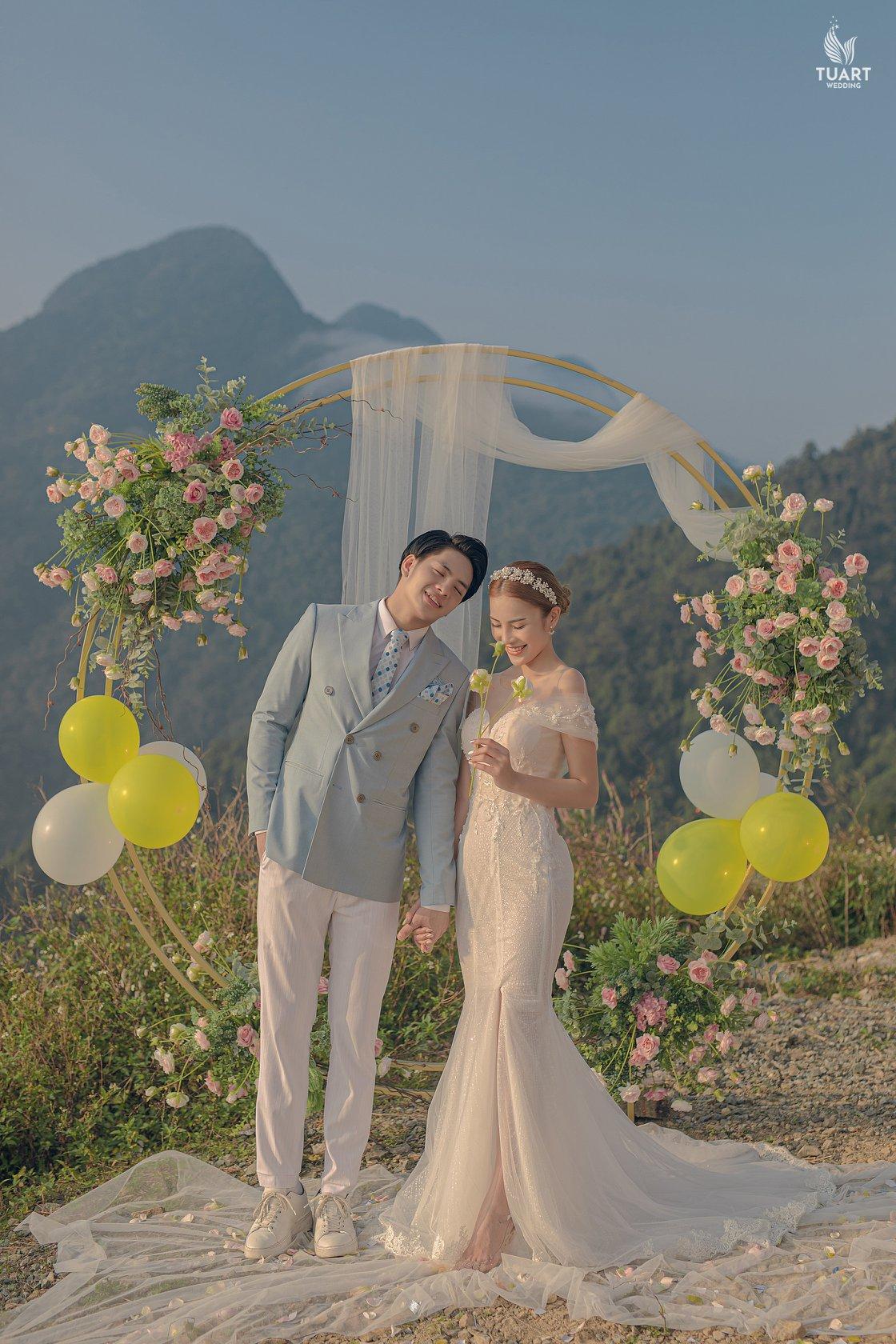 Album tại TuArt - Album chụp ảnh cưới đẹp phong cách Hàn Quốc 80