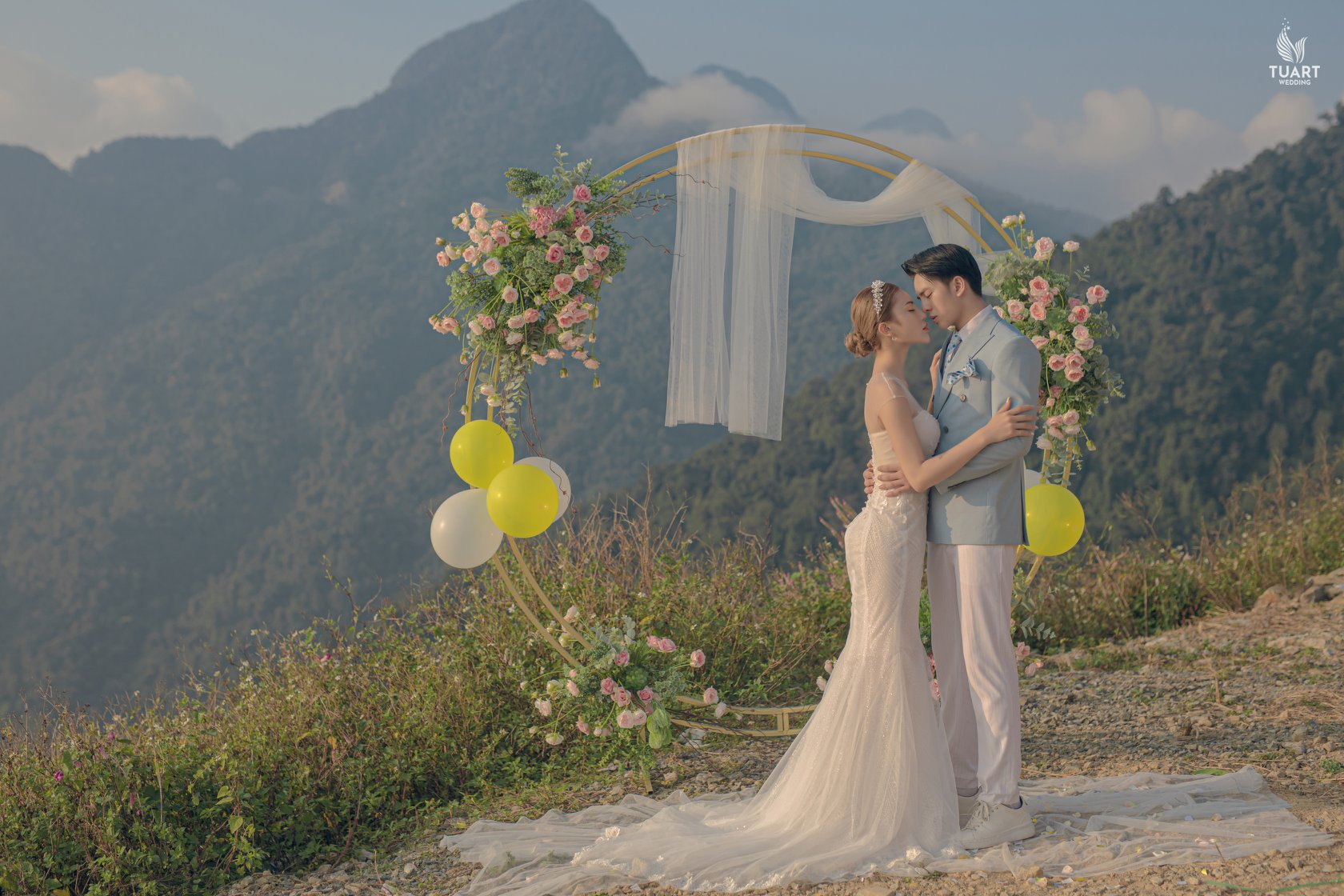Album ảnh cưới đẹp Tam Đảo