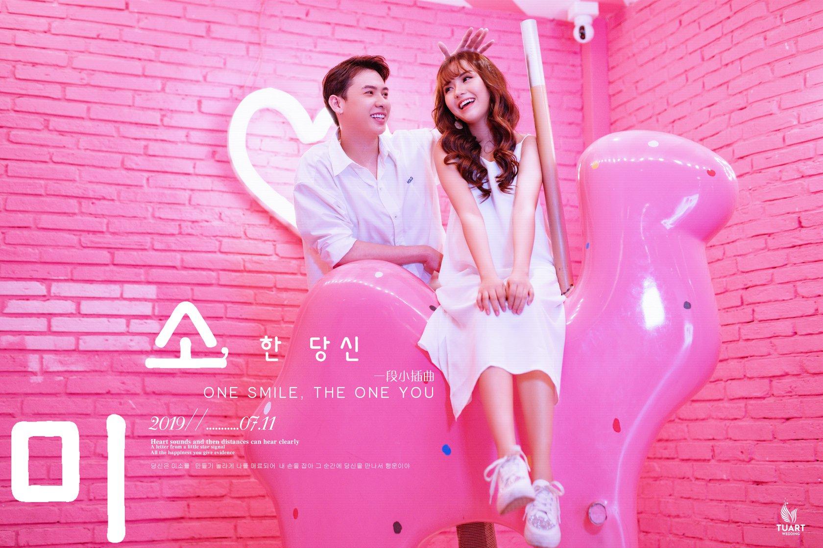 Album tại TuArt - Album chụp ảnh cưới đẹp phong cách Hàn Quốc 100