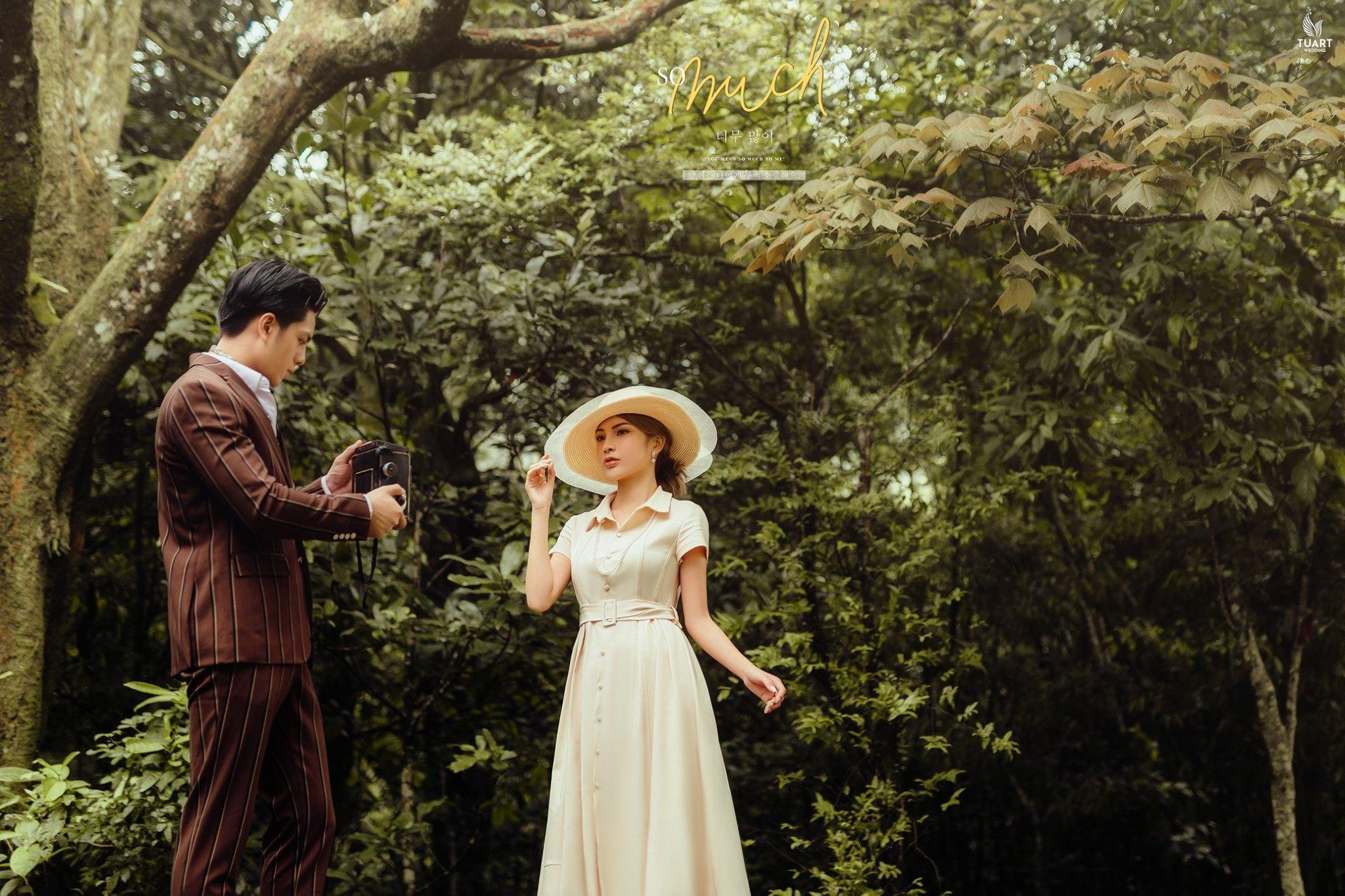 Album ảnh cưới đẹp Tam Đảo 11