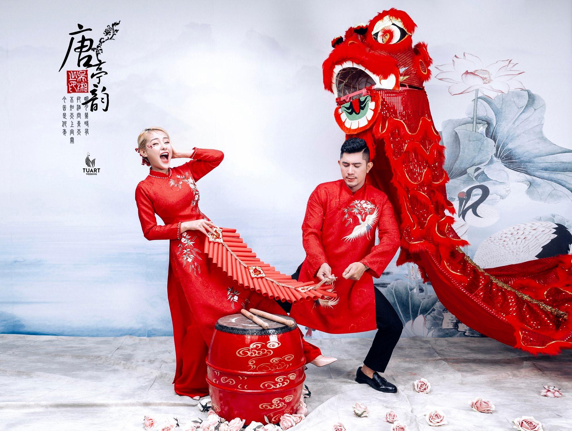 Album concept Tết tại Tuart Wedding : Lương Bằng Quang – Ngân 98