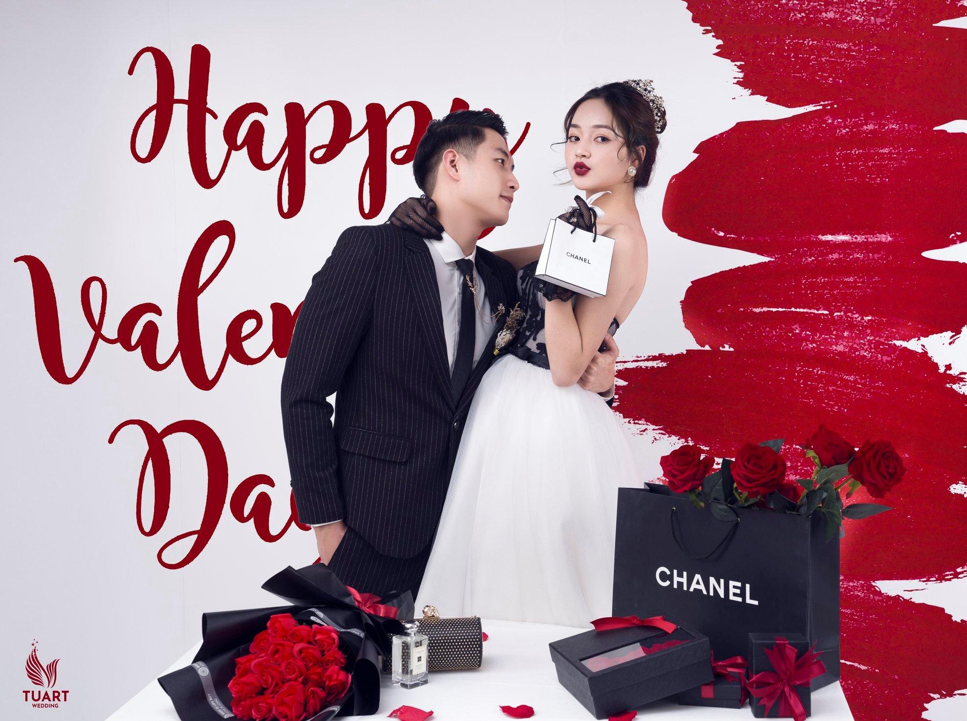 Album ảnh cưới đẹp Studio : Tình yêu ngọt ngào