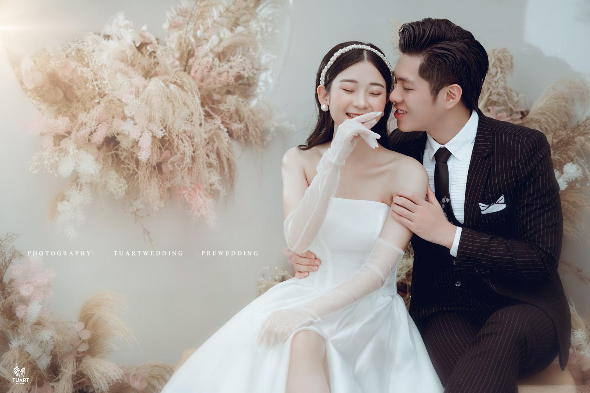 Album ảnh cưới đẹp Hàn Quốc tại Studio (P1)