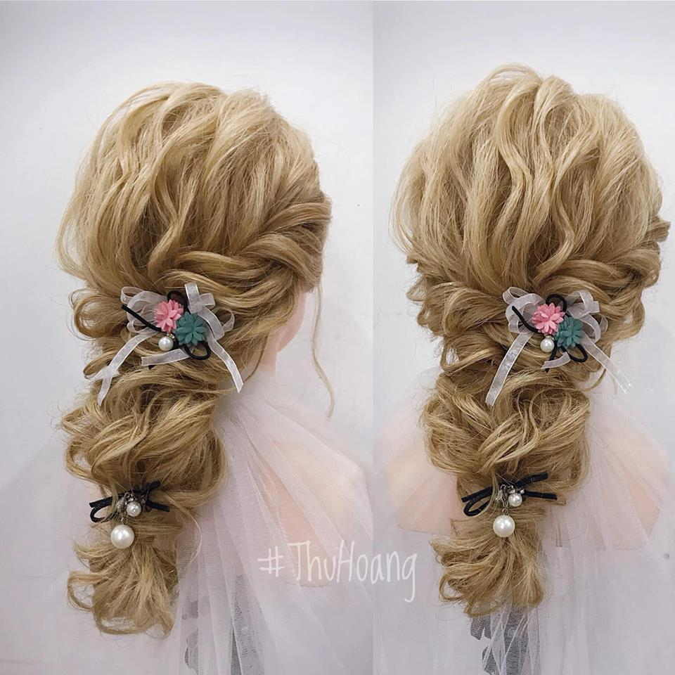 11 Kiểu tóc cưới đẹp khiến mọi cô dâu yêu thích