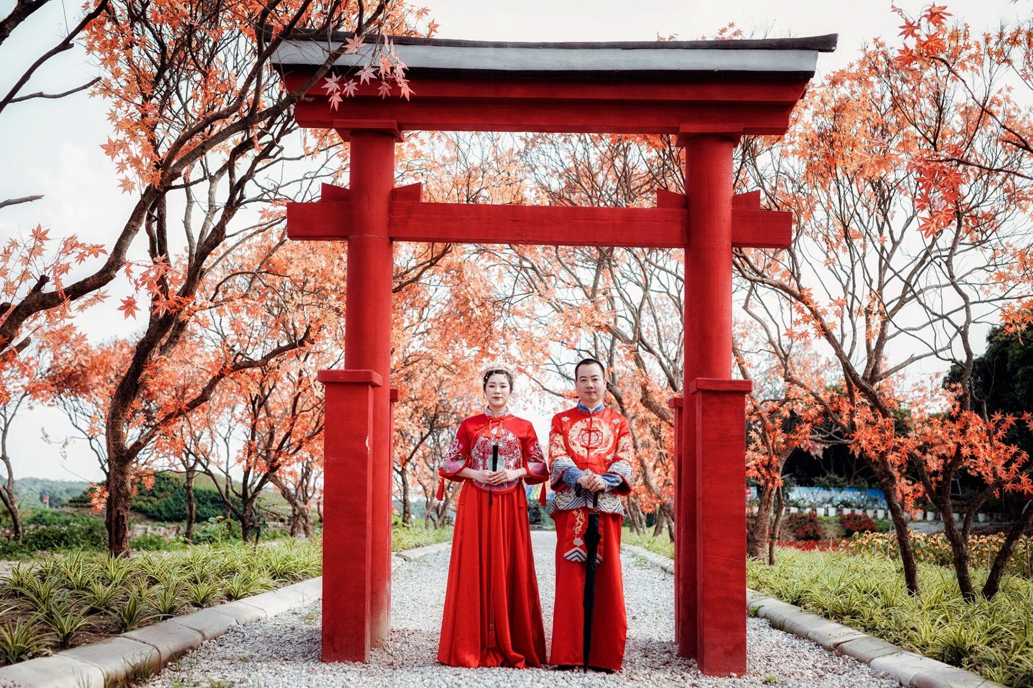 Album ảnh cưới đẹp Cổ Trang Trung Quốc
