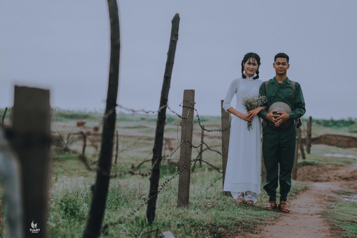 Thủ tục đăng kí kết hôn với chồng là công an, bộ đội