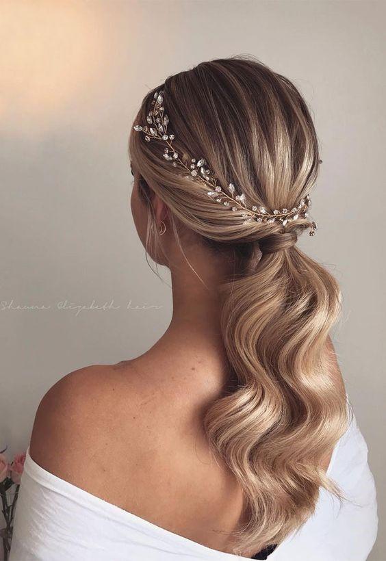 tóc cưới đẹp