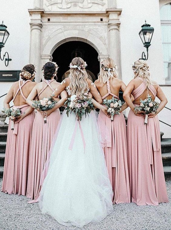 váy phù dâu đẹp