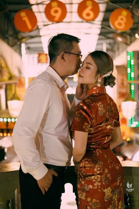 ảnh cưới hong kong