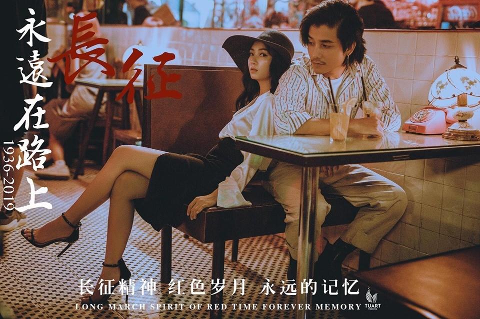 Ảnh cưới Hong Kong: Ngất ngây với những bộ ảnh cưới đẹp hút hồn