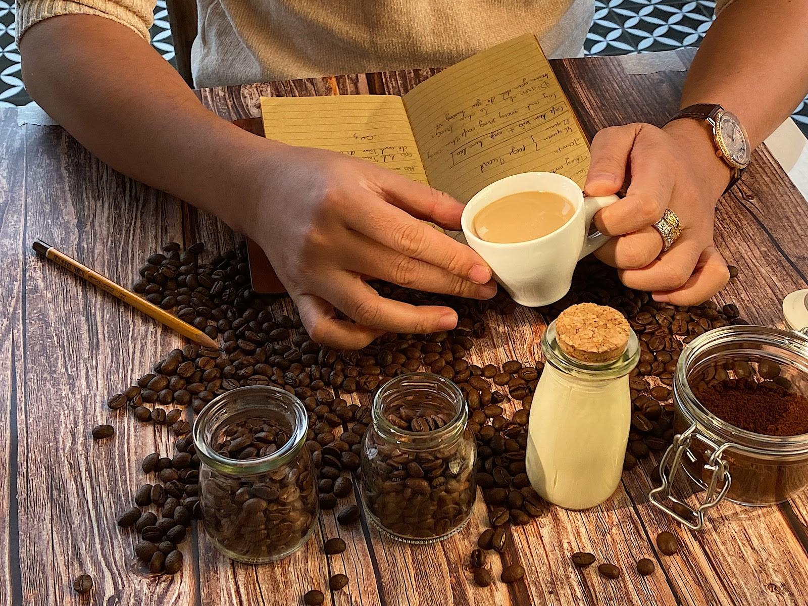 Top 5 quán cafe ngon, view đẹp nhất Quận Hai Bà Trưng, Hà Nội