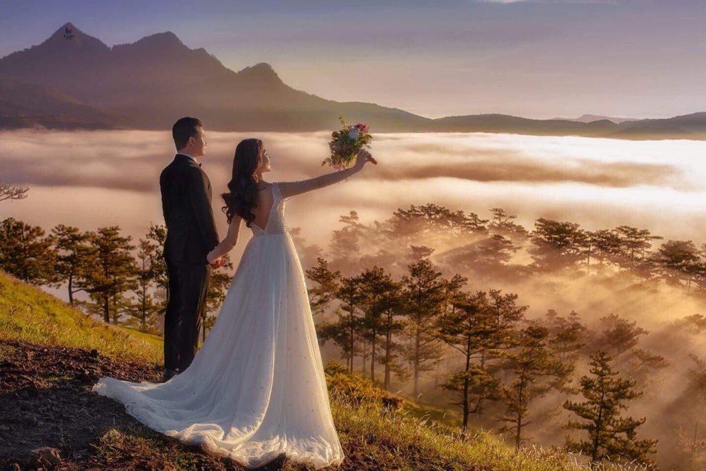 hình cưới đẹp quận 5