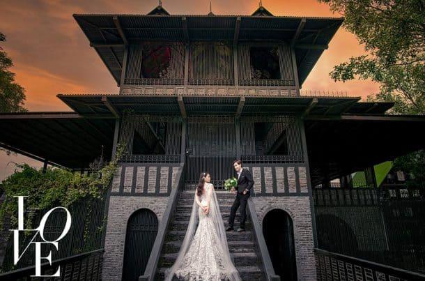 Top 5 Studio chụp hình cưới đẹp nhất Quận 7, TP.HCM