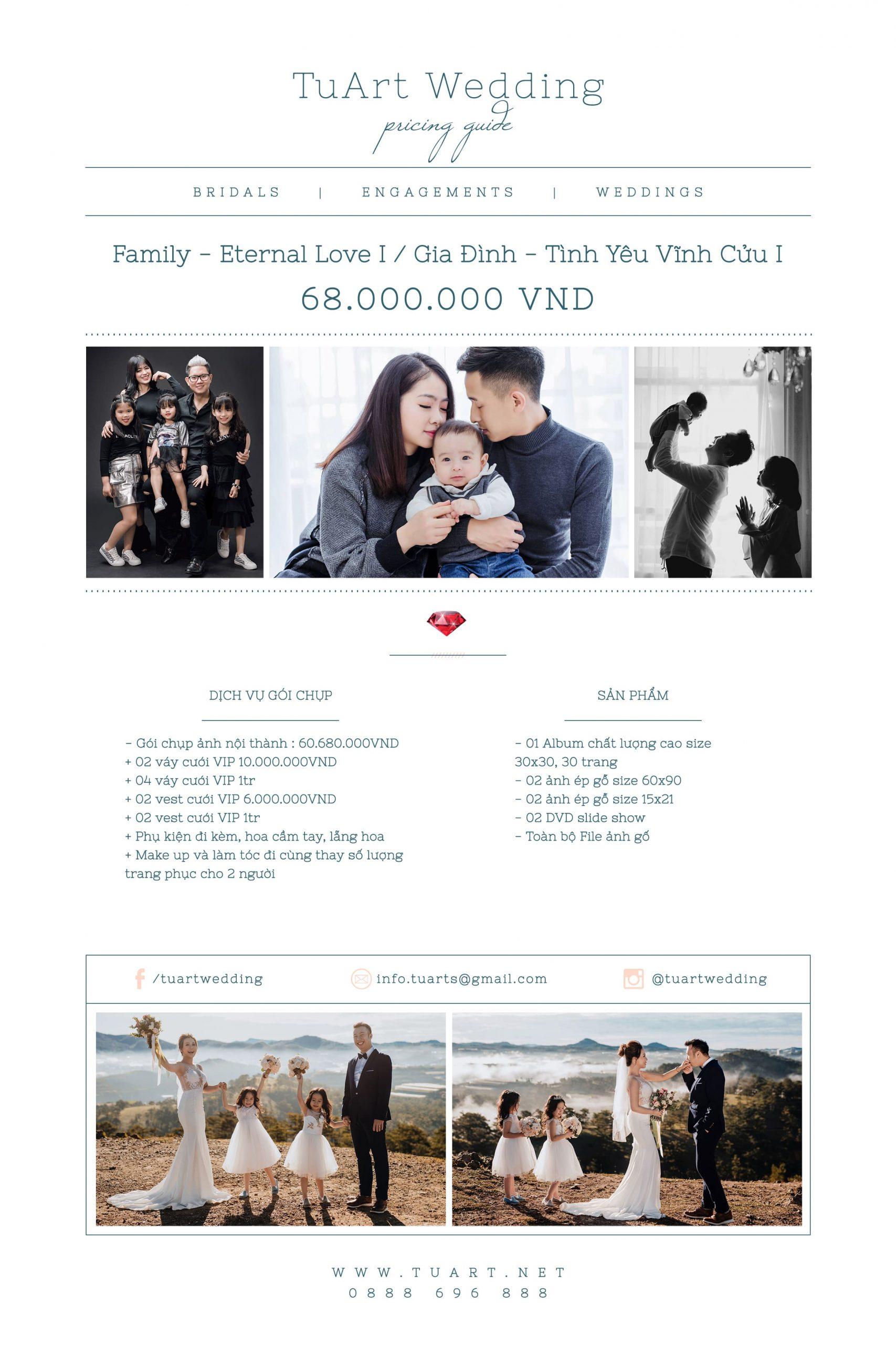 Family – Eternal Love I