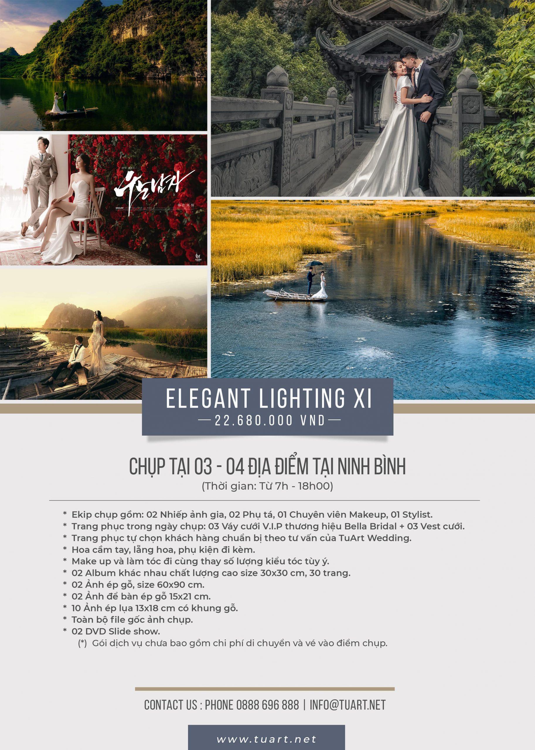 ELEGANT LIGHTING XI