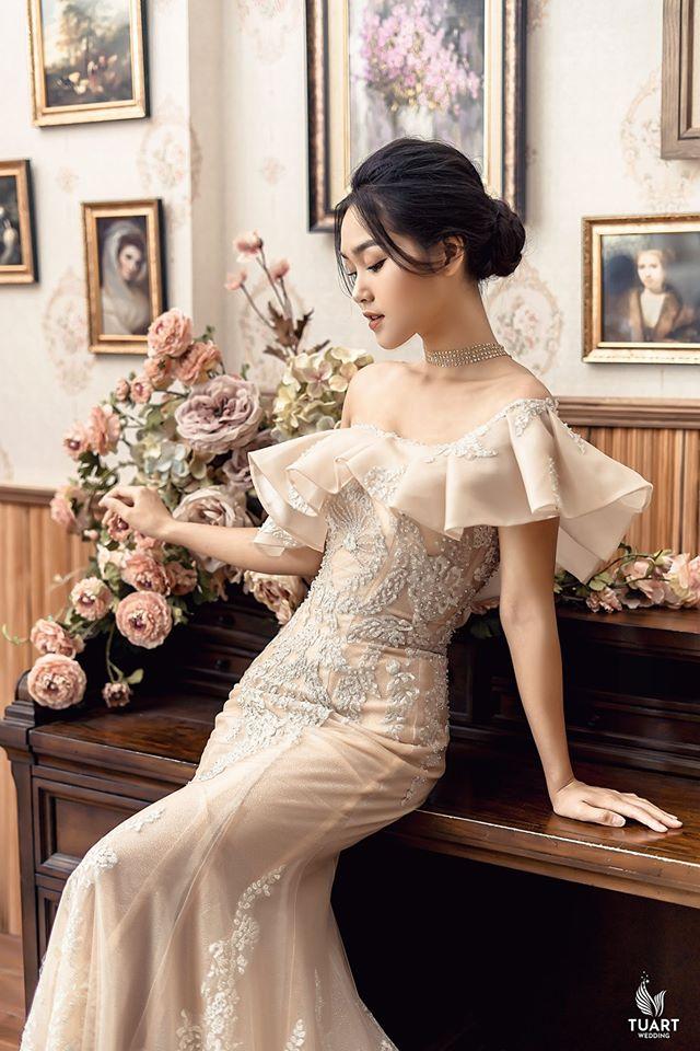 Album ảnh cưới đẹp Hàn Quốc tại phim trường Santorini Hà Nội 8