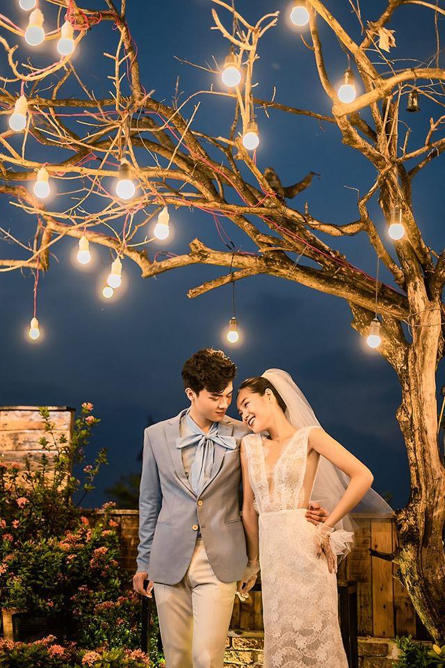 Album ảnh cưới đẹp Hàn Quốc tại phim trường Santorini Hà Nội 33