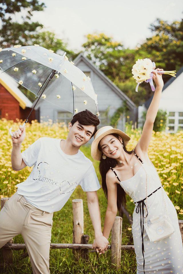 Album ảnh cưới đẹp Hàn Quốc tại phim trường Santorini Hà Nội 39