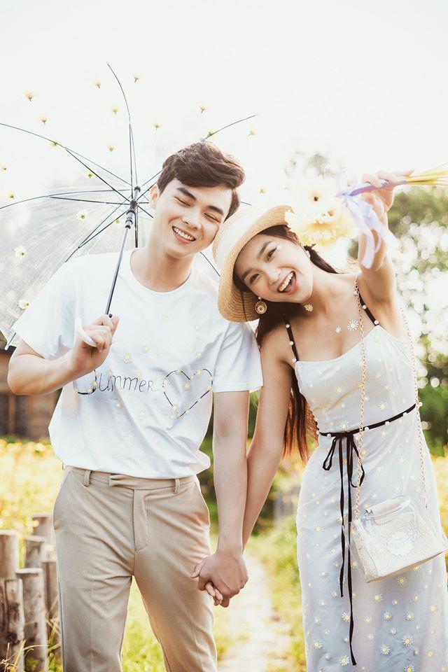 Album ảnh cưới đẹp Hàn Quốc tại phim trường Santorini Hà Nội 36