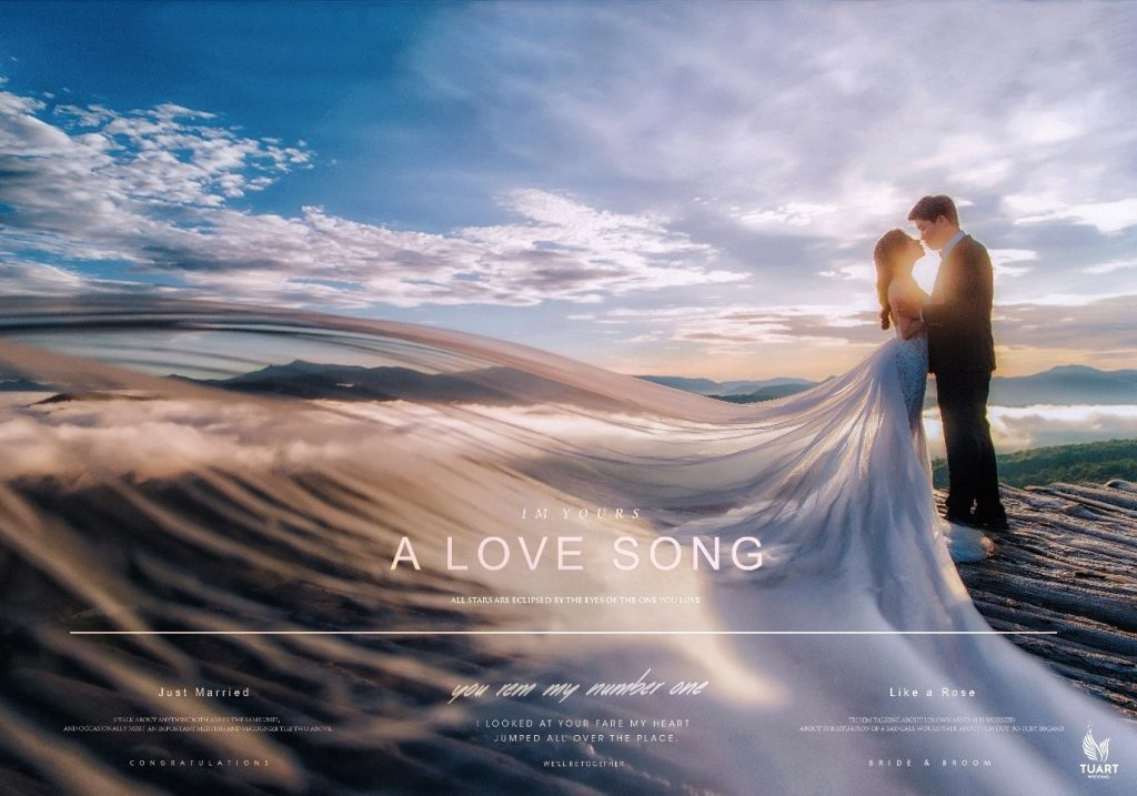 hình cưới đẹp vĩnh phúc