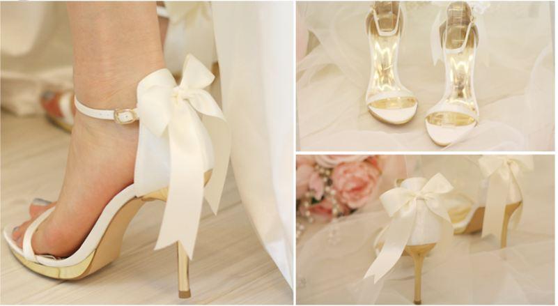 giày cưới cô dâu đẹp