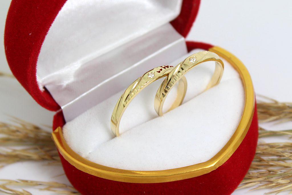 cách chọn nhẫn cưới đẹp