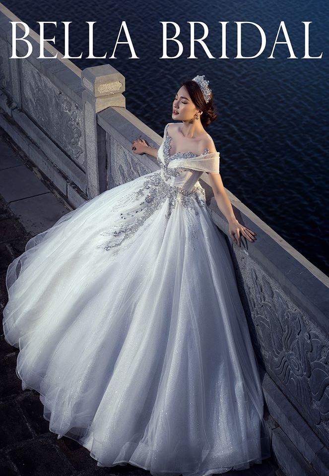 thuê váy cưới đẹp Vinh