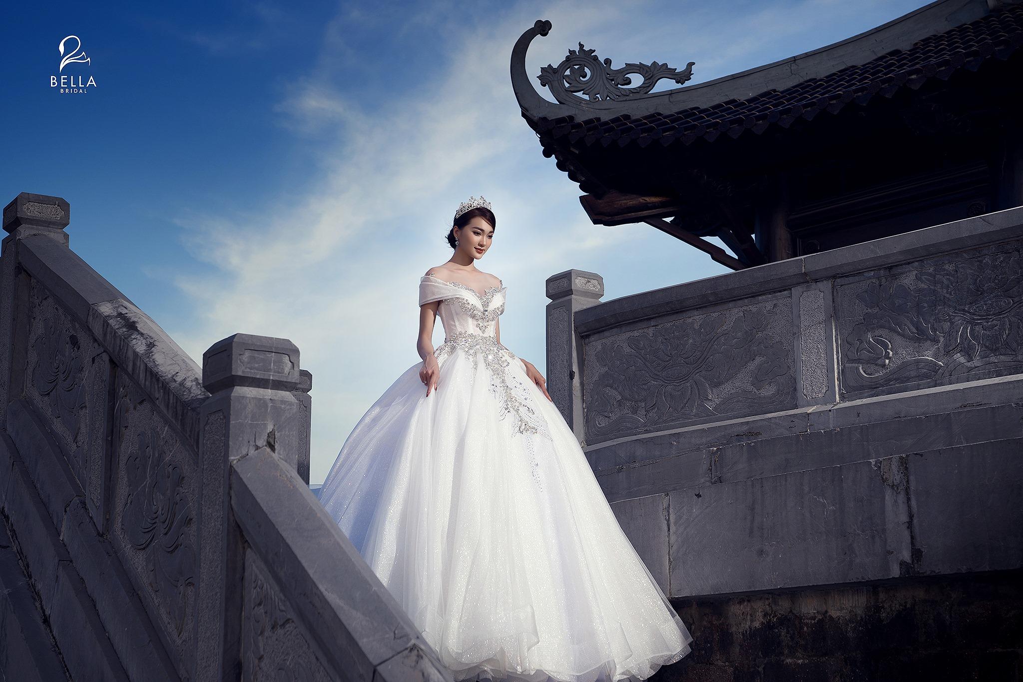 Top 5 cửa hàng thuê váy cưới đẹp nhất Vinh, Nghệ An 2020 – 2021