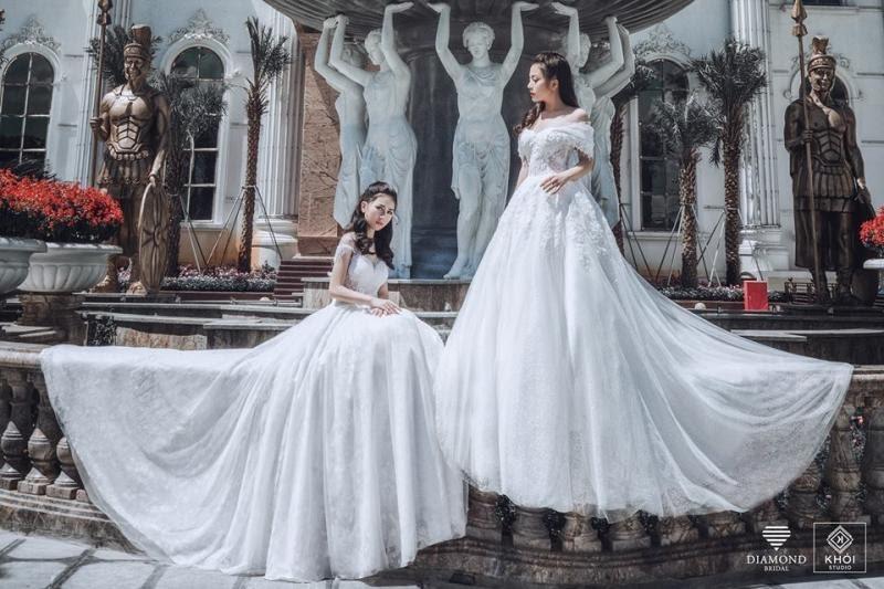 thuê váy cưới vinh