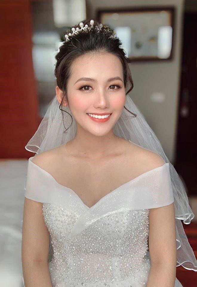 tang điểm cô dâu đẹp