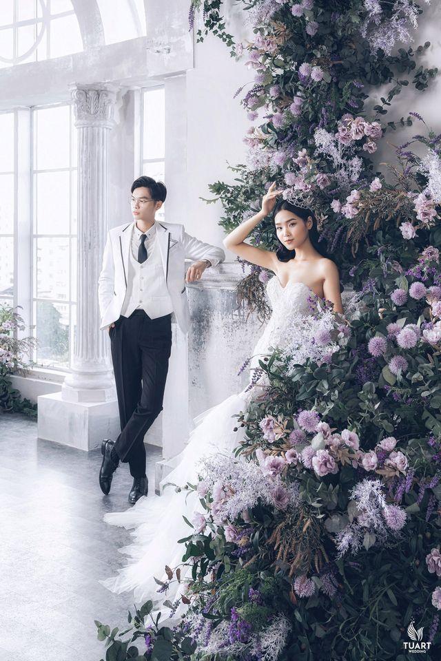 Album chụp ảnh cưới đẹp tại Hà Nội: 5 Graden Studio 13