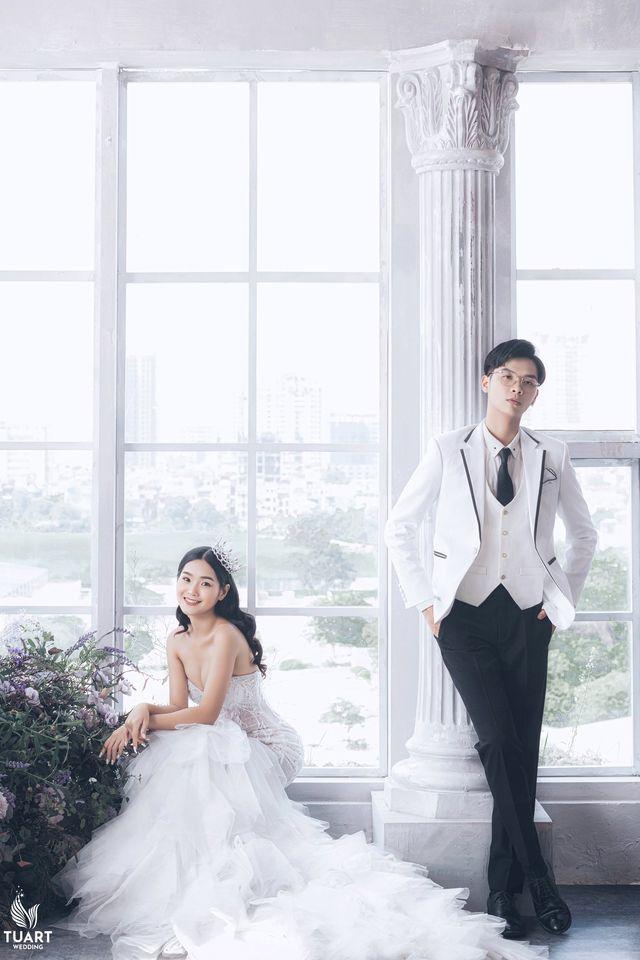 Album chụp ảnh cưới đẹp tại Hà Nội: 5 Graden Studio 11