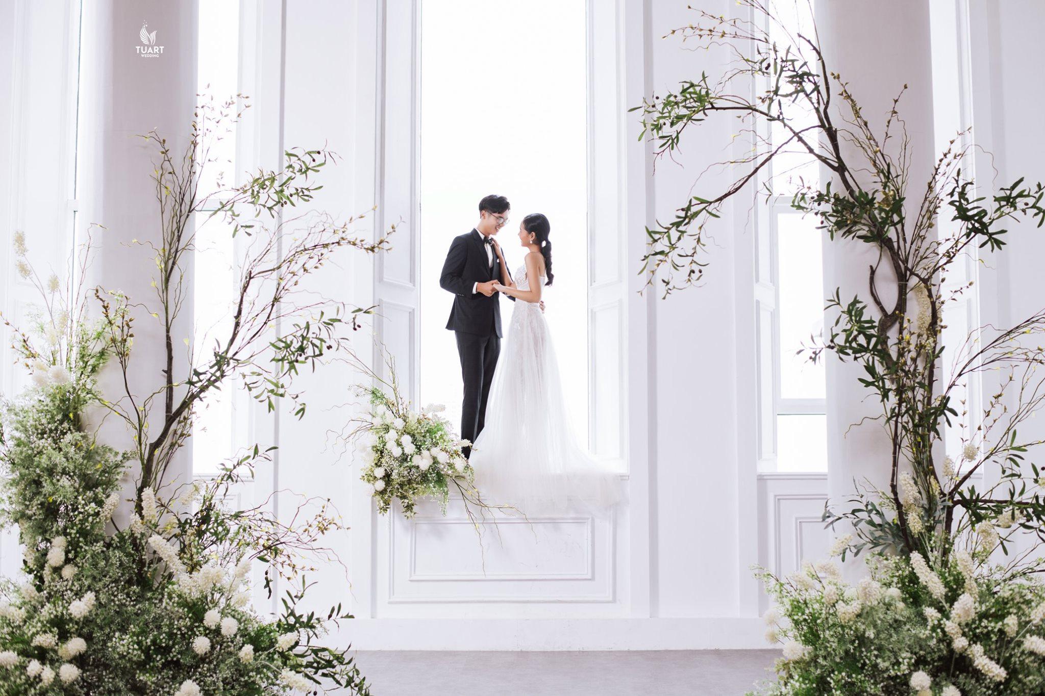 Album chụp ảnh cưới đẹp tại Hà Nội: 5 Graden Studio 19