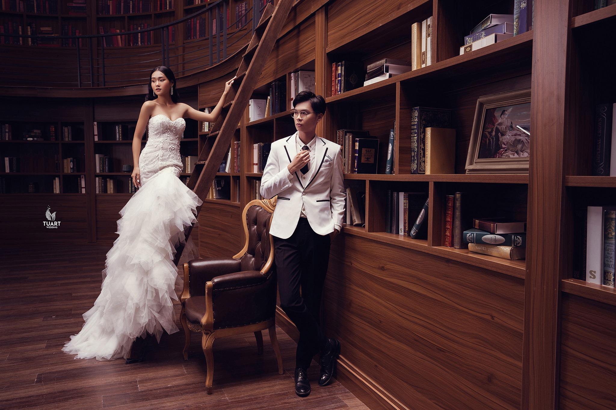 Album chụp ảnh cưới đẹp tại Hà Nội: 5 Graden Studio 8
