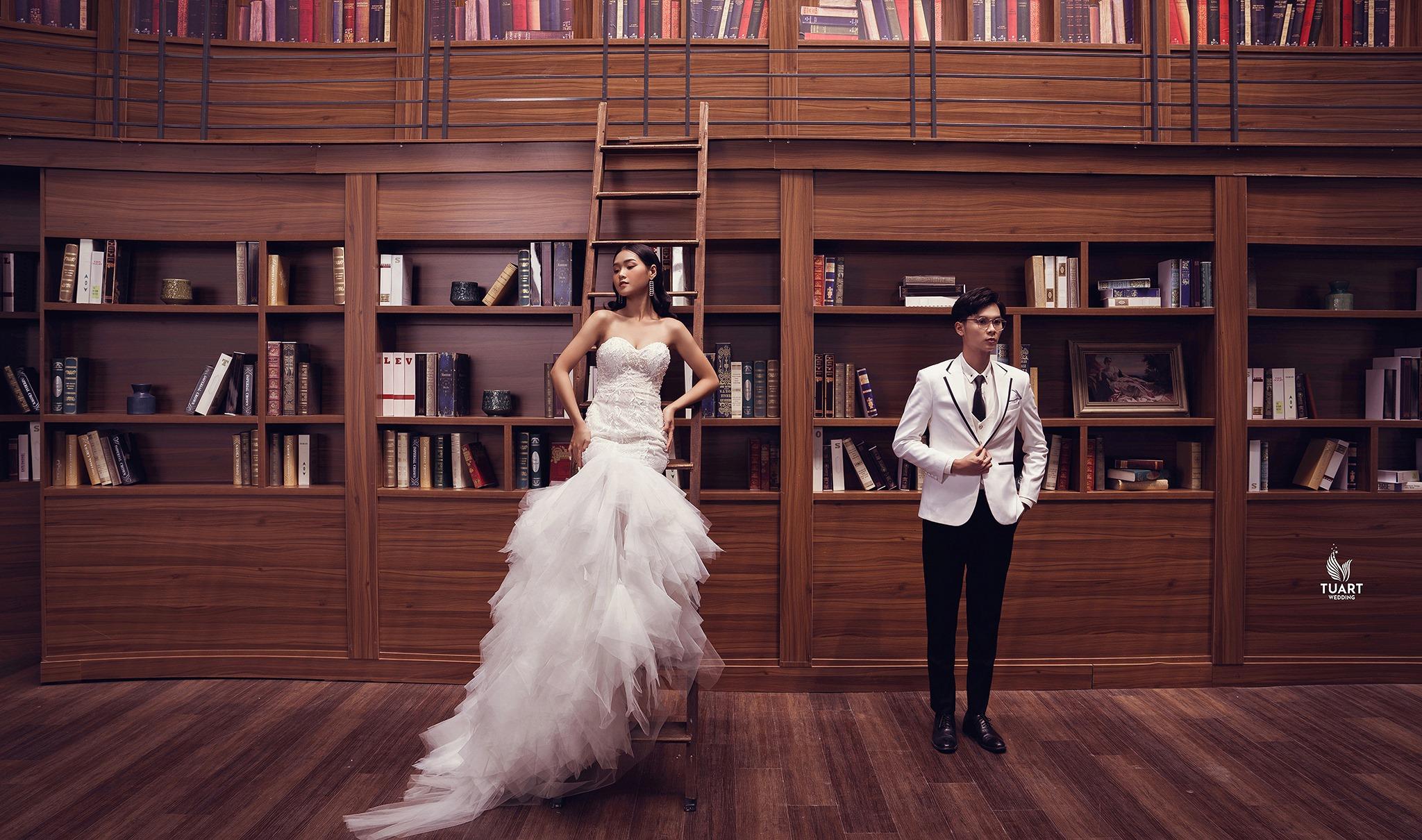 Album chụp ảnh cưới đẹp tại Hà Nội: 5 Graden Studio 3