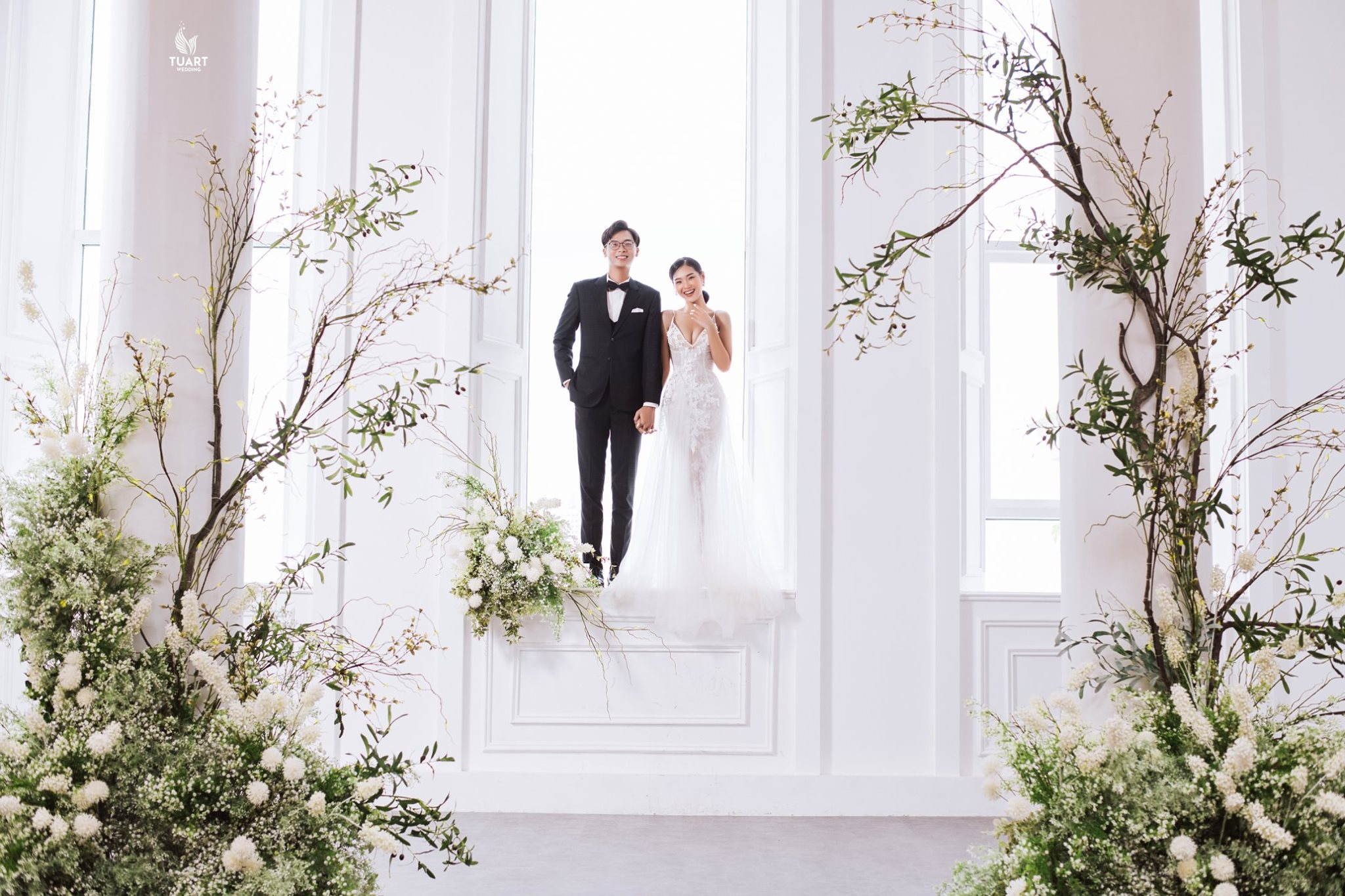 Album chụp ảnh cưới đẹp tại Hà Nội: 5 Graden Studio 22